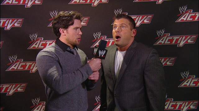 Brad Maddox crashes the WWE Active set: WWE App ...