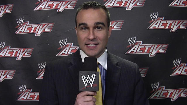 Tony Dawson wraps up this edition of WWE Active: WWE App ...