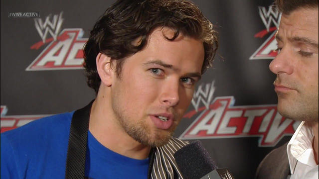 Brad Maddox checks in on WWE Active: WWE App Exclusive