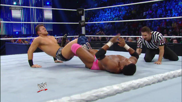 The Miz vs. Darren Young - WWE Active Exclusive Match ...