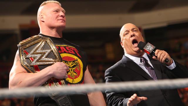 "Paul Heyman discusses ""honesty"" in the media: Raw ..."