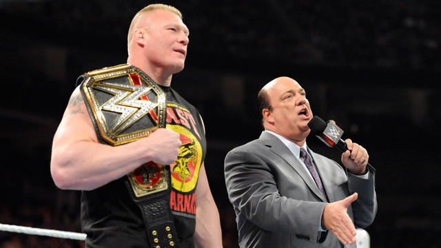 Paul Heyman addresses the rumors about Brock Lesnar's ...