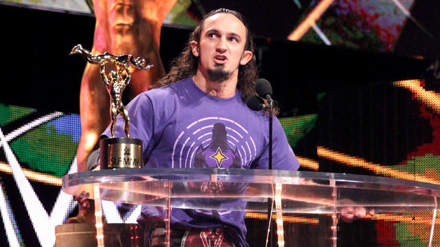 Breakout Star of the Year: 2015 Slammy Award Presentation