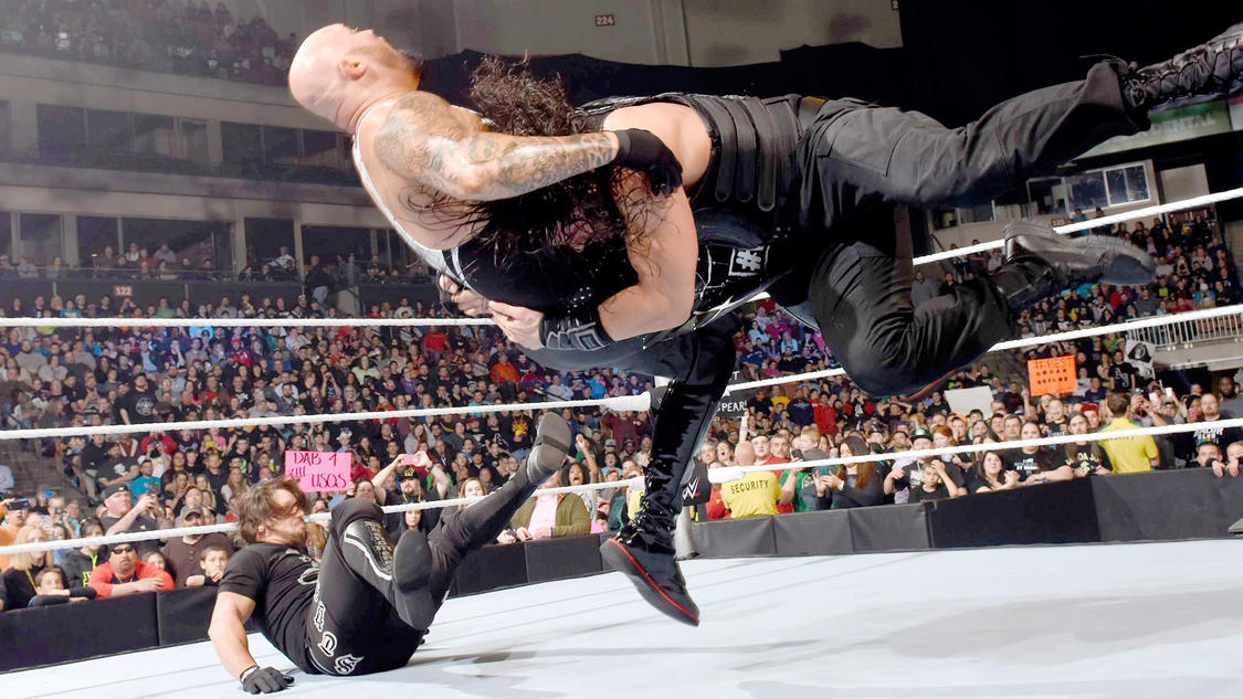 Resultats WWE SmackDown 28 avril