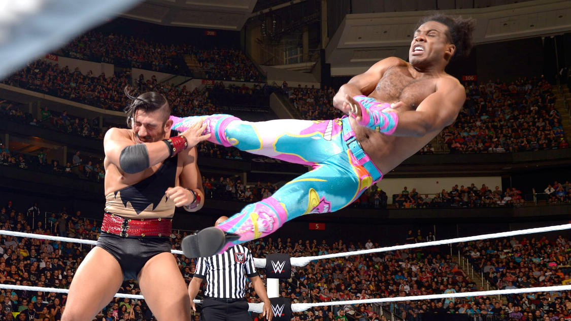 New Day - Extreme Rules 2016