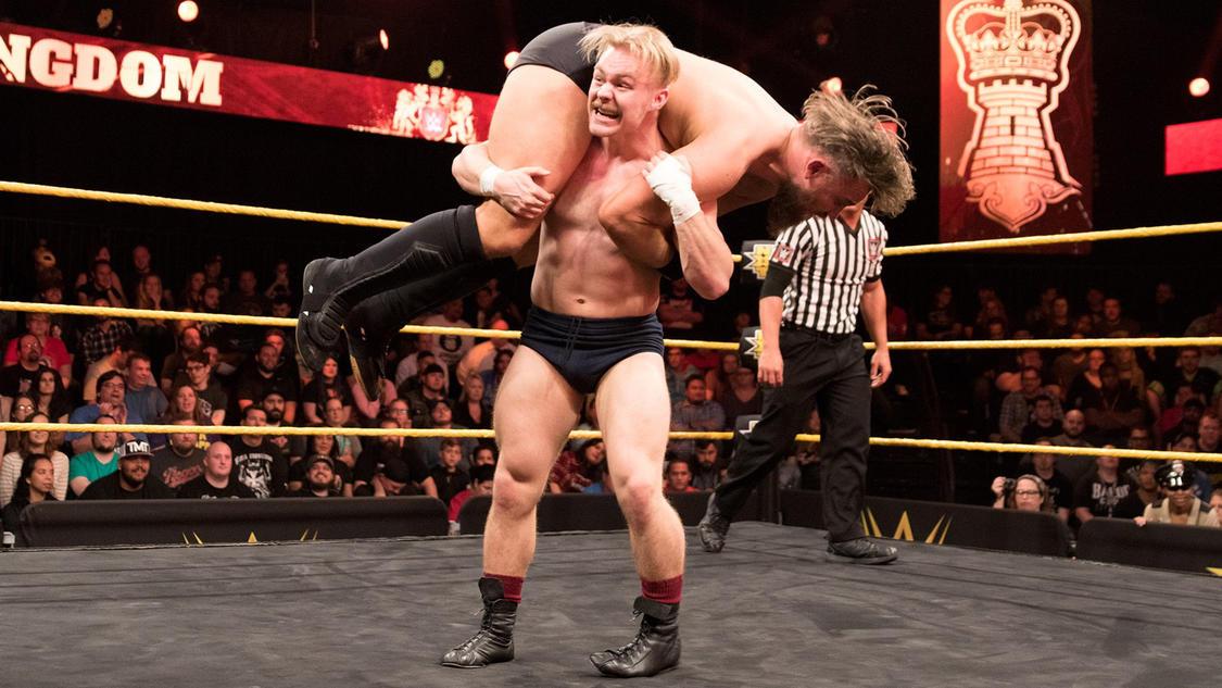 Resultats NXT 15 fevrier