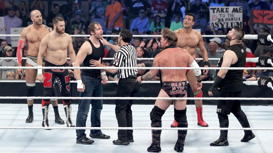 Resultats WWE SmackDown 16 juin
