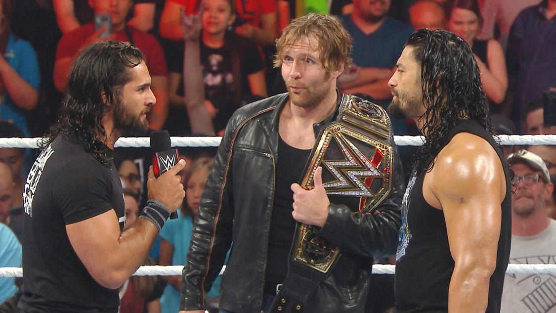 Resultats WWE RAW 20 juin