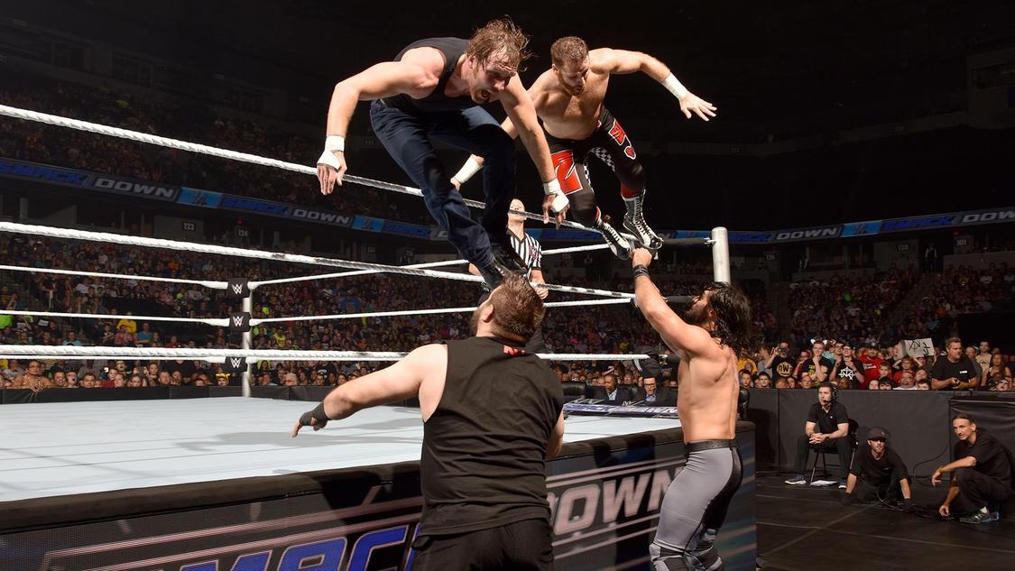Resultats SmackDown 14 juillet