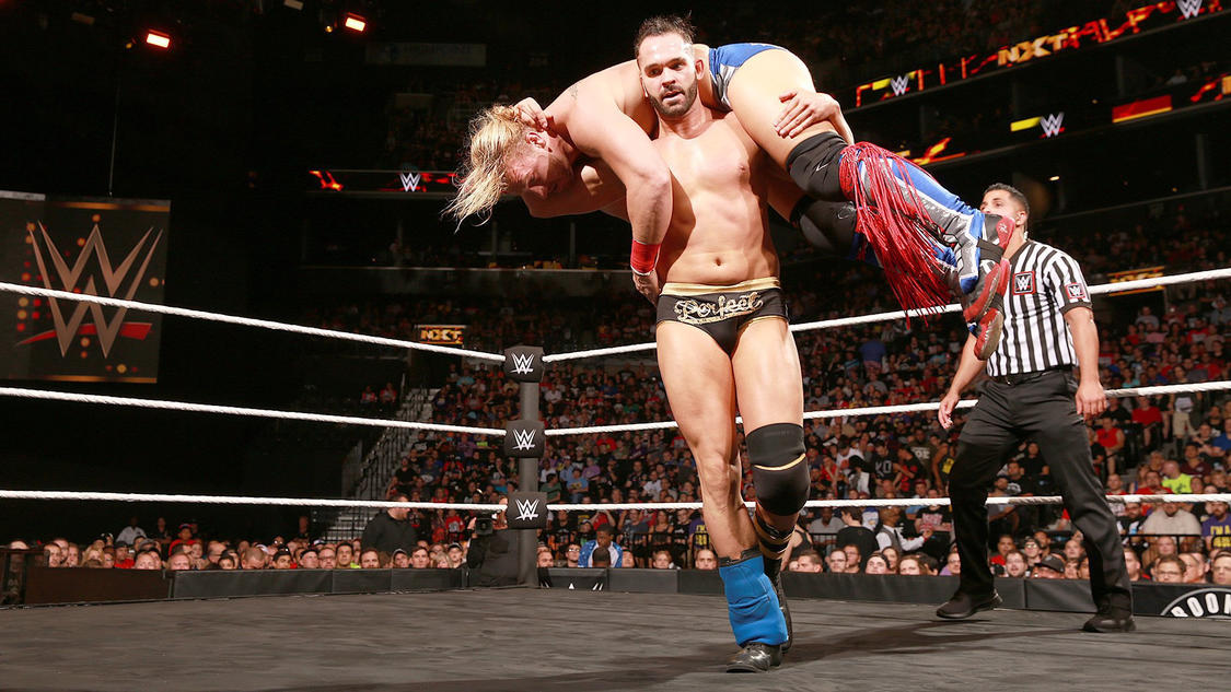 Resultats WWE NXT 24 aout