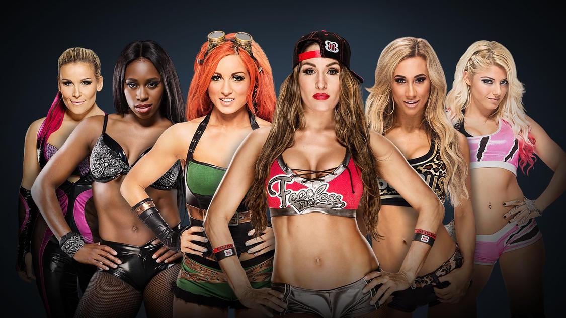 Resultado de imagem para Six Pack Challenge SmackDown Womens Championship Backlash