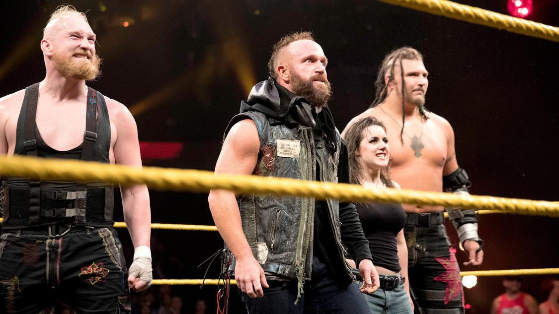 Resultats de WWE NXT du 12 octobre 2016