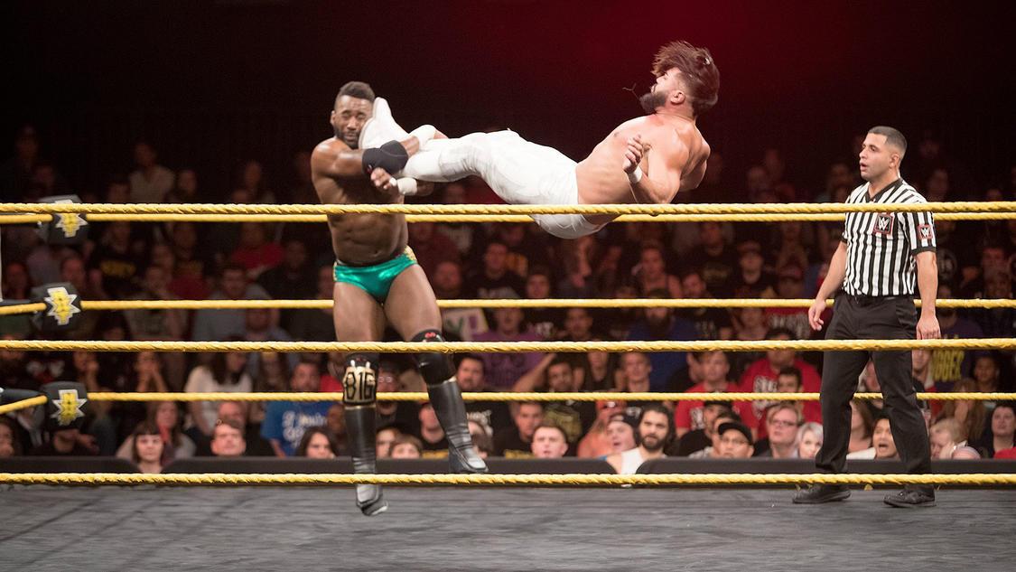 Resultats WWE NXT 16 novembre