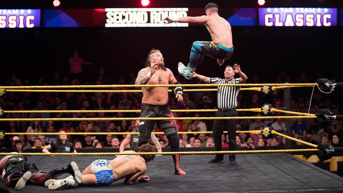 Resultats WWE NXT 2 novembre