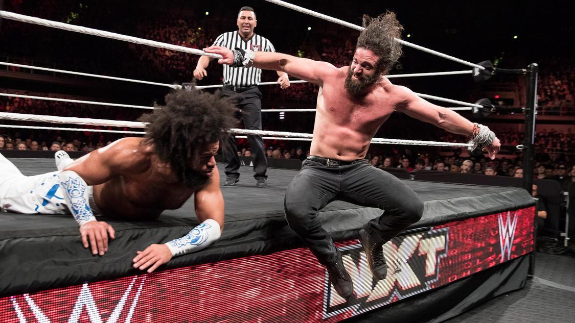Resultats WWE NXT 1 fevrier