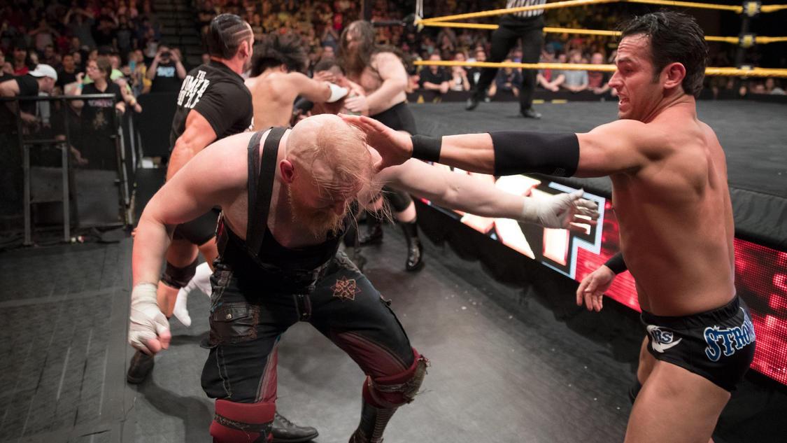 Resultats WWE NXT 22 mars 2017