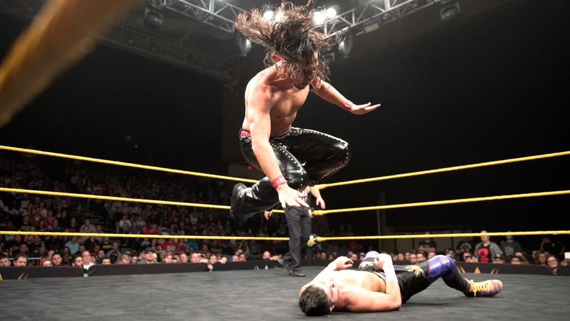 Resultats WWE NXT 8 mars 2017