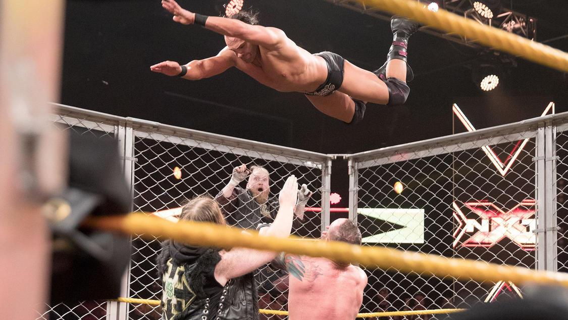 Resultats WWE NXT 19 avril 2017