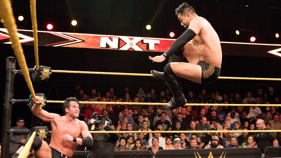 Resultats WWE NXT 10 mai 2017