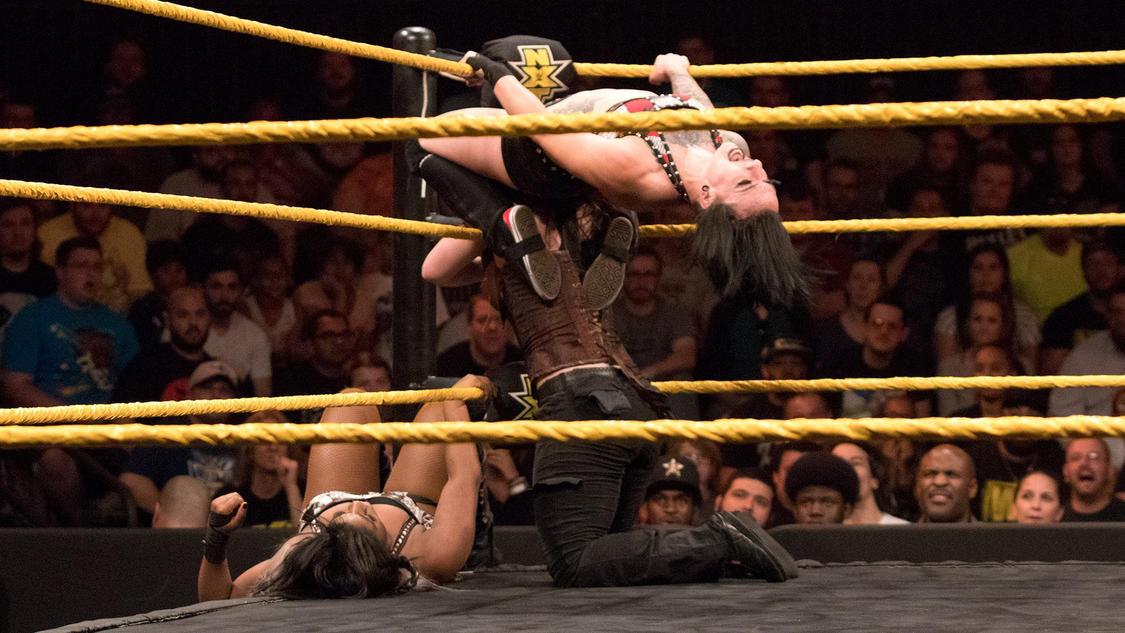 Resultats WWE NXT 3 mai 2017