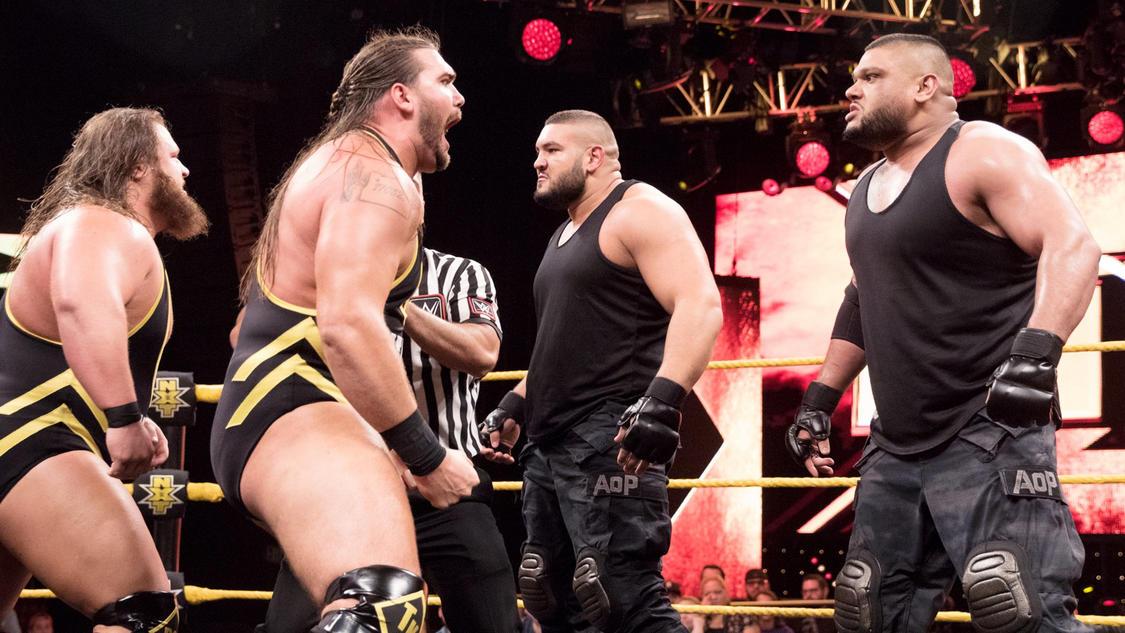 Resultats WWE NXT 12 juillet 2017