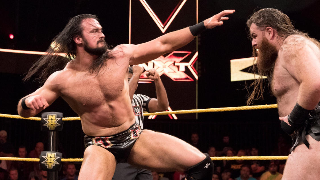 Resultats WWE NXT 19 juillet 2017
