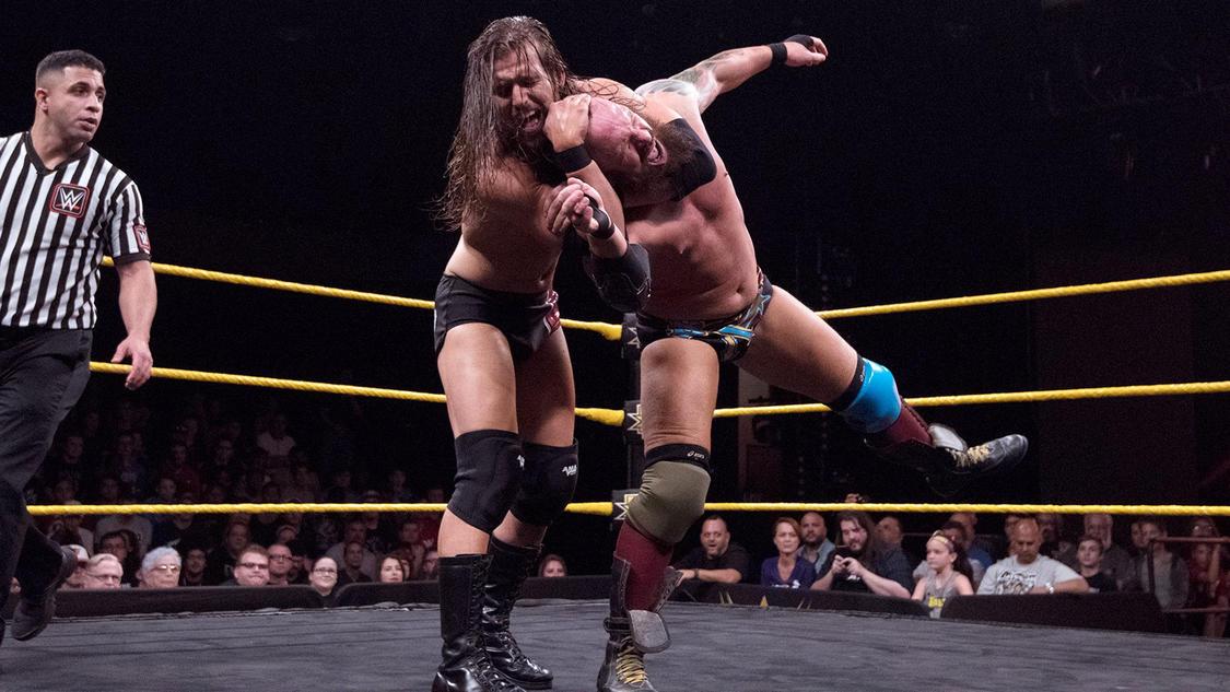 Resultats WWE NXT 27 septembre 2017