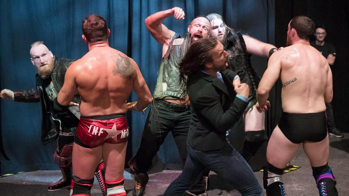 Resultats WWE NXT 20 septembre 2017