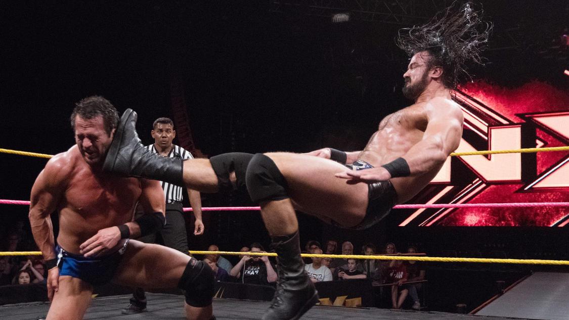 Resultats NXT 4 octobre 2017
