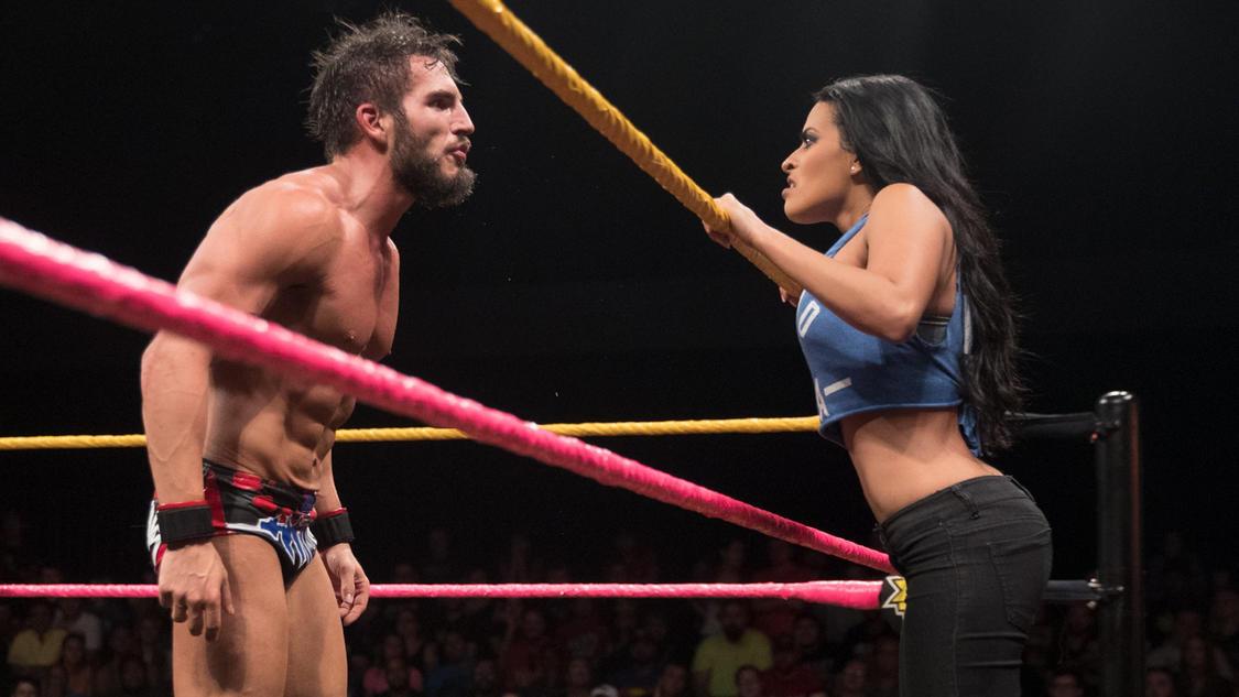 Resultats NXT 11 octobre 2017
