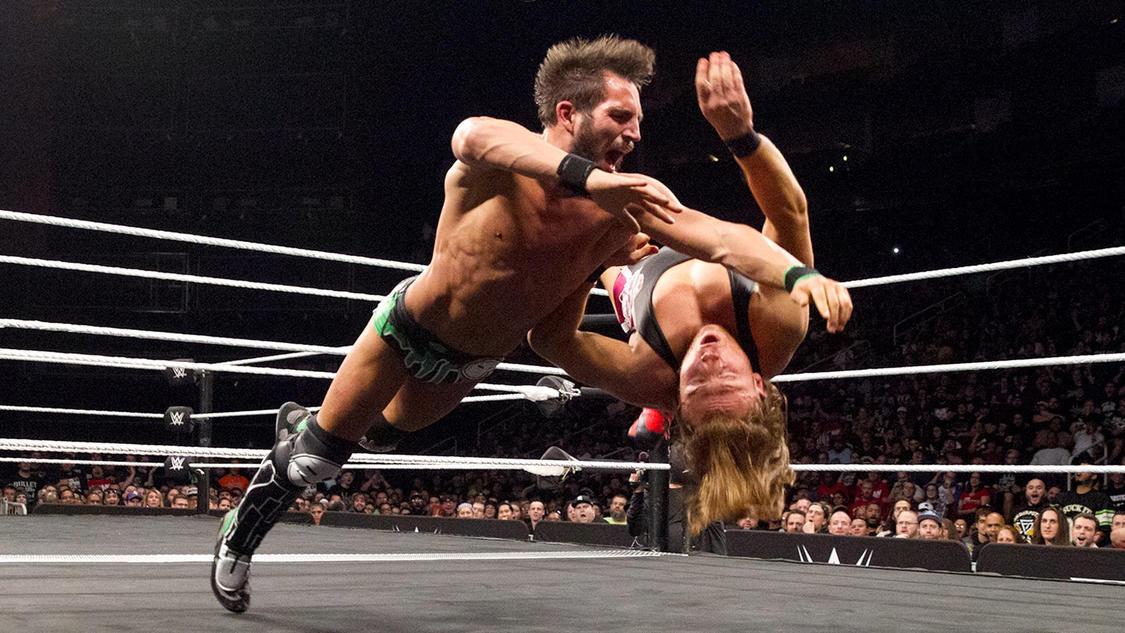 Resultats WWE NXT 22 novembre 2017