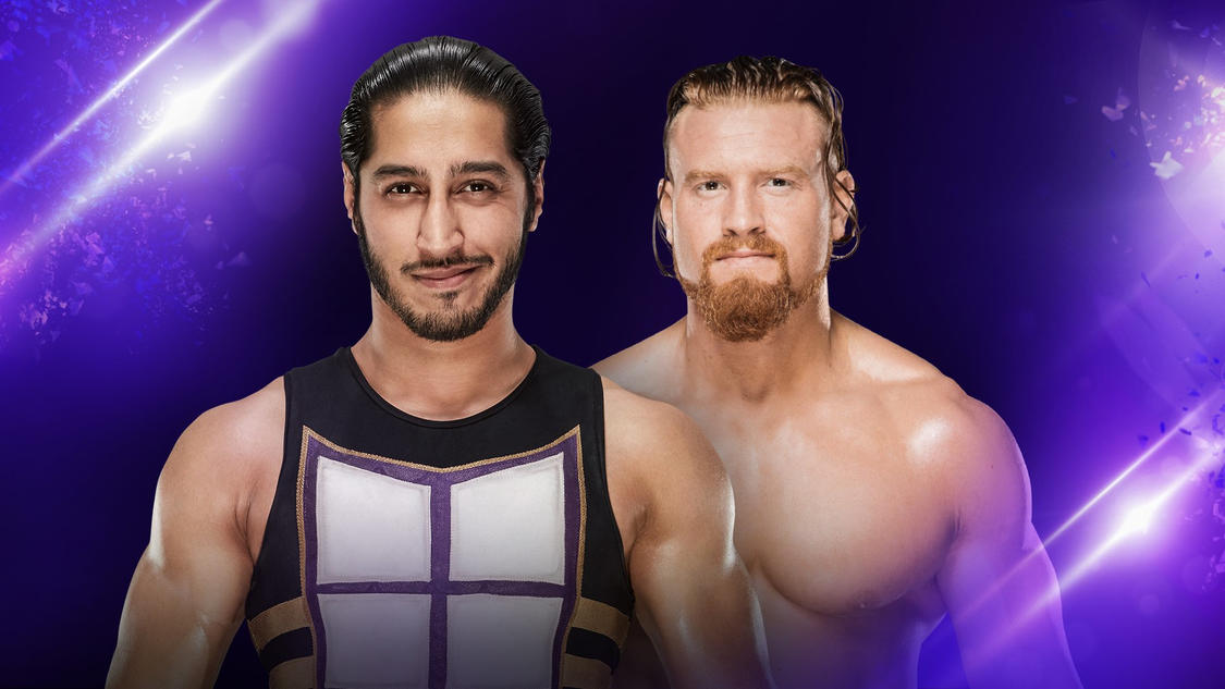 The hottest rivalry in the Cruiserweight Division comes to a head!
