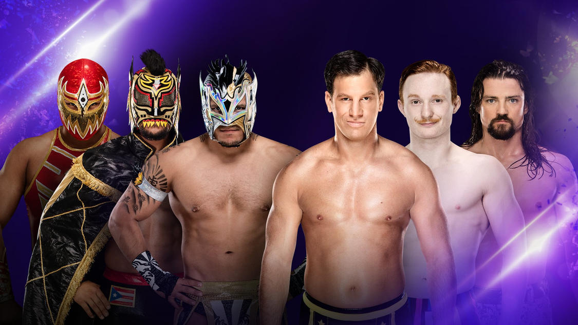 Which team is the best in the Cruiserweight Division?