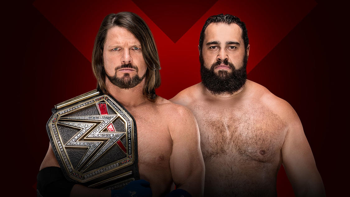 Confirmed and Potential Matches for WWE Extreme Rules 2018 20180703_ER_Match_StylesRusev--d17e2f860381b600ea6cf07004b65ee3