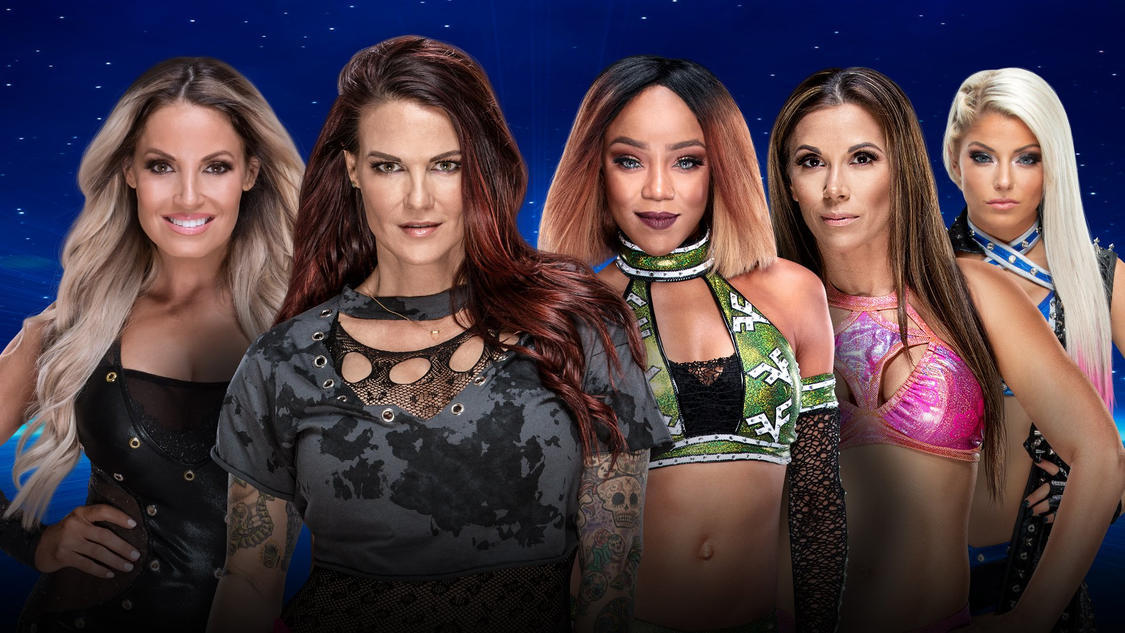 Confirmed and Potential Matches for WWE Evolution 2018 20181026_Evolution_MATCH_TrishAliciaAlexaLitaMickie--998000d7c429624624da61d88407d0ce