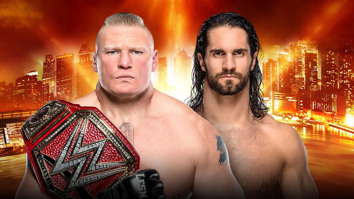 Confirmed and Potential Matches for WWE WrestleMania 35 20190320_WM_BrockSeth--3db69432b1cb32493a92b538755c62f4