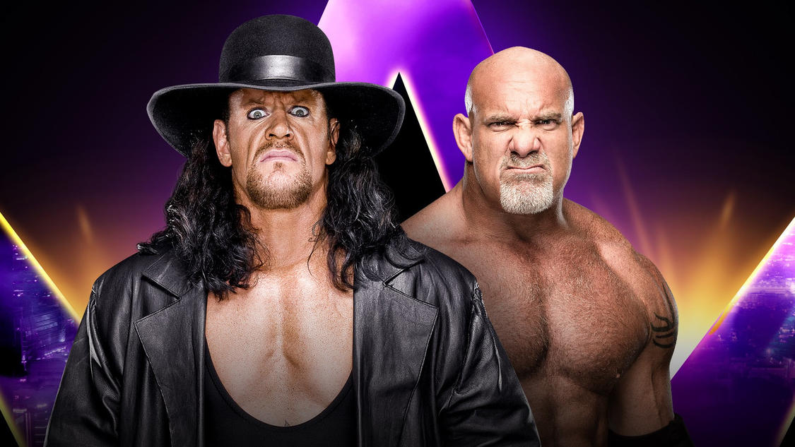 Confirmed and Potential Matches for WWE Blood Money in the Bank (Super ShowDown) 2019 20180513_SSD_MATCH_TakerGoldberg--2113d3165d96b1136d167f61791a6276