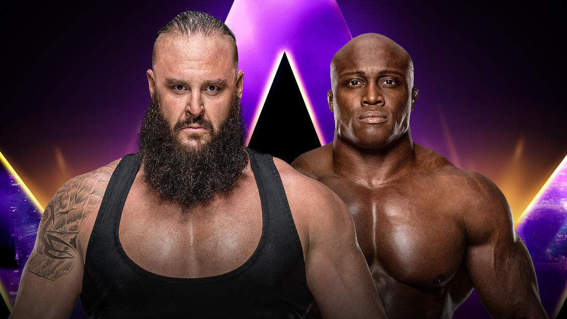 Confirmed and Potential Matches for WWE Blood Money in the Bank (Super ShowDown) 2019 20180516_SSD_MATCH_BraunLashley--b1a1d80450f465179c565f4fa097d4b2