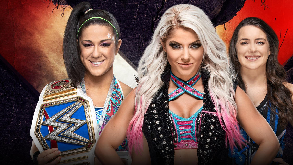 Bayley Bliss Extreme Rules 2019