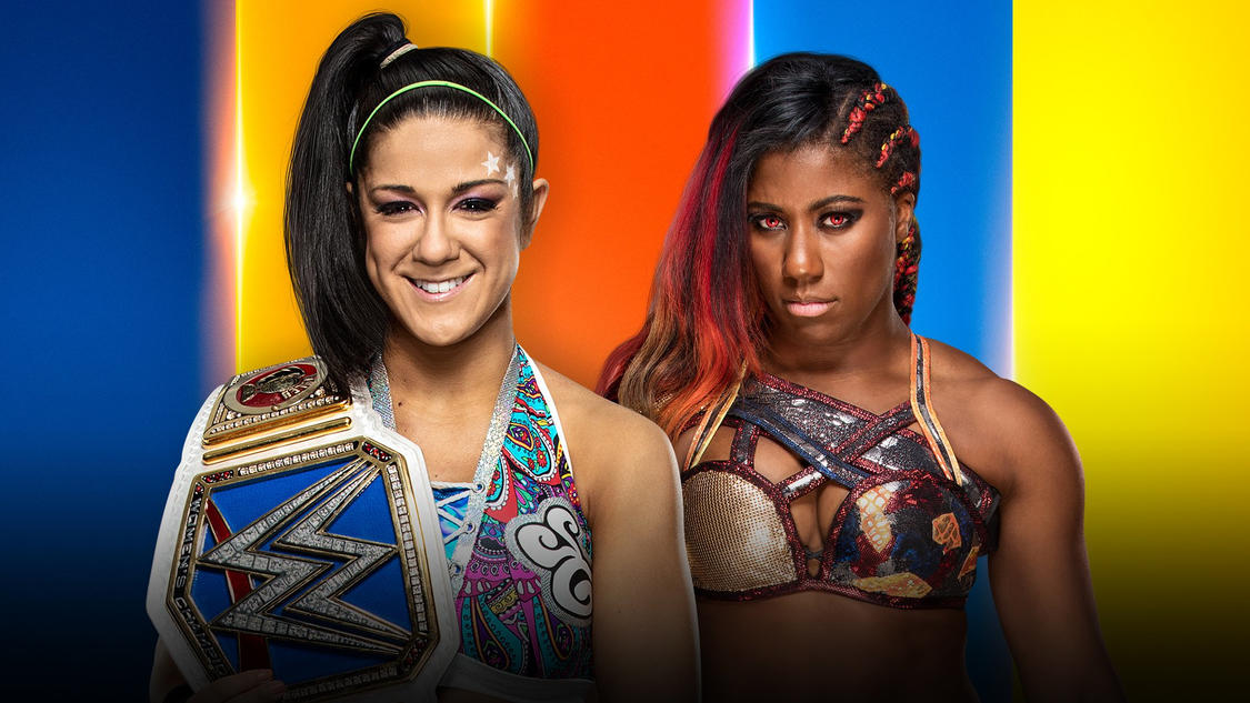 Confirmed and Potential Matches for WWE SummerSlam 2019 20190715_SSLAM_Match_BayleyEmber--50da4f4ccbd0ae5228deda0537bbd18e