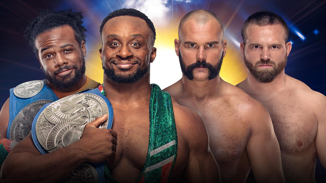 Confirmed and Potential Matches for WWE Clash of Champions 2019 20190227_ClashOfChampions_SD_Tag--d4be5bf57fd43c7183e6b9542a32a076