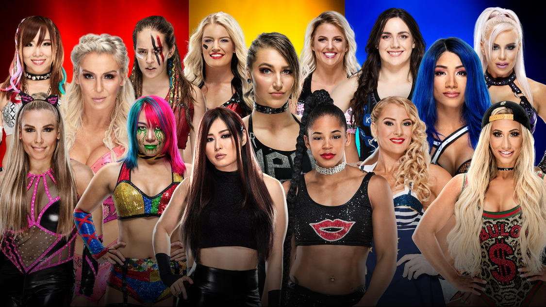 Survivor Series womens