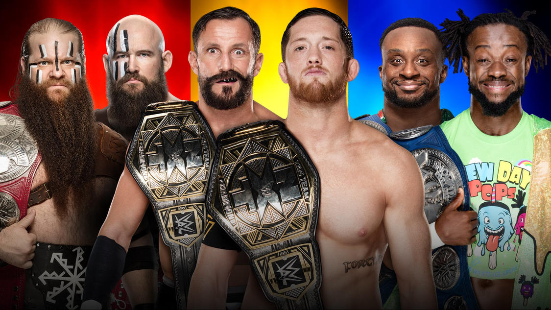 Confirmed and Potential Matches for WWE Survivor Series 2019 20191119_SurvivorSeries_Raw_SD_NXT_TagMatch--83f9cedbbc42b4c28b88eb147f8525ab