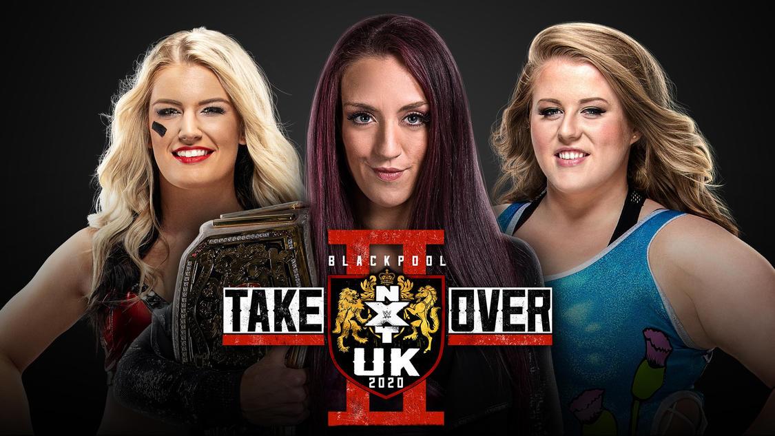 NXT UK Womens