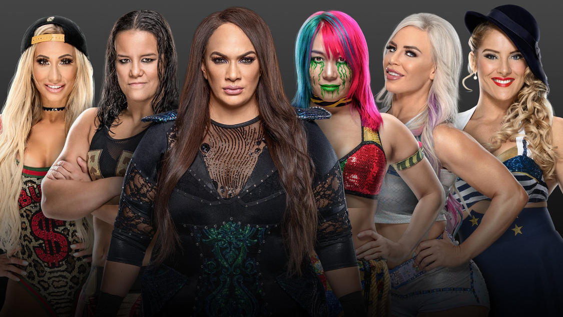 Women Money in the Bank Match