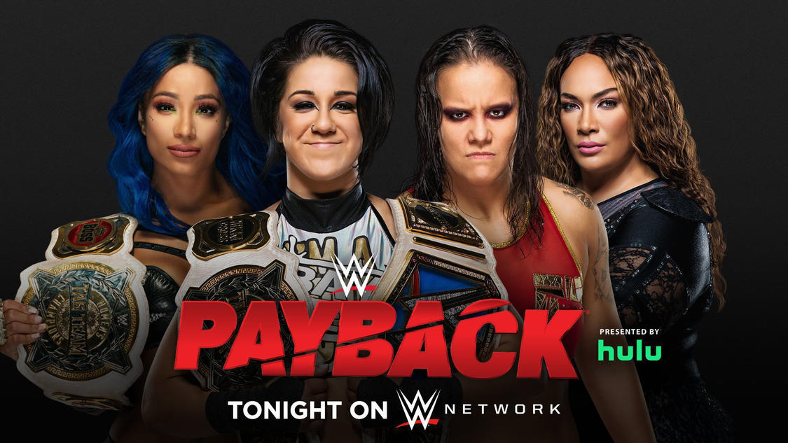 Original Plans For Championship Match at WWE Payback