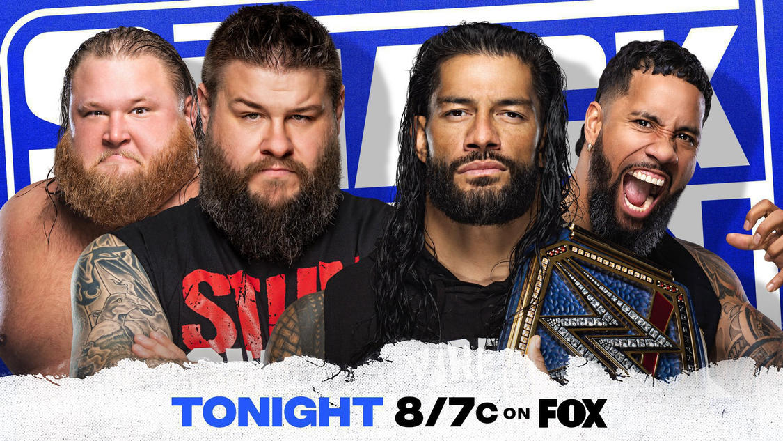 WWE Smackdown Results - December 4, 2020