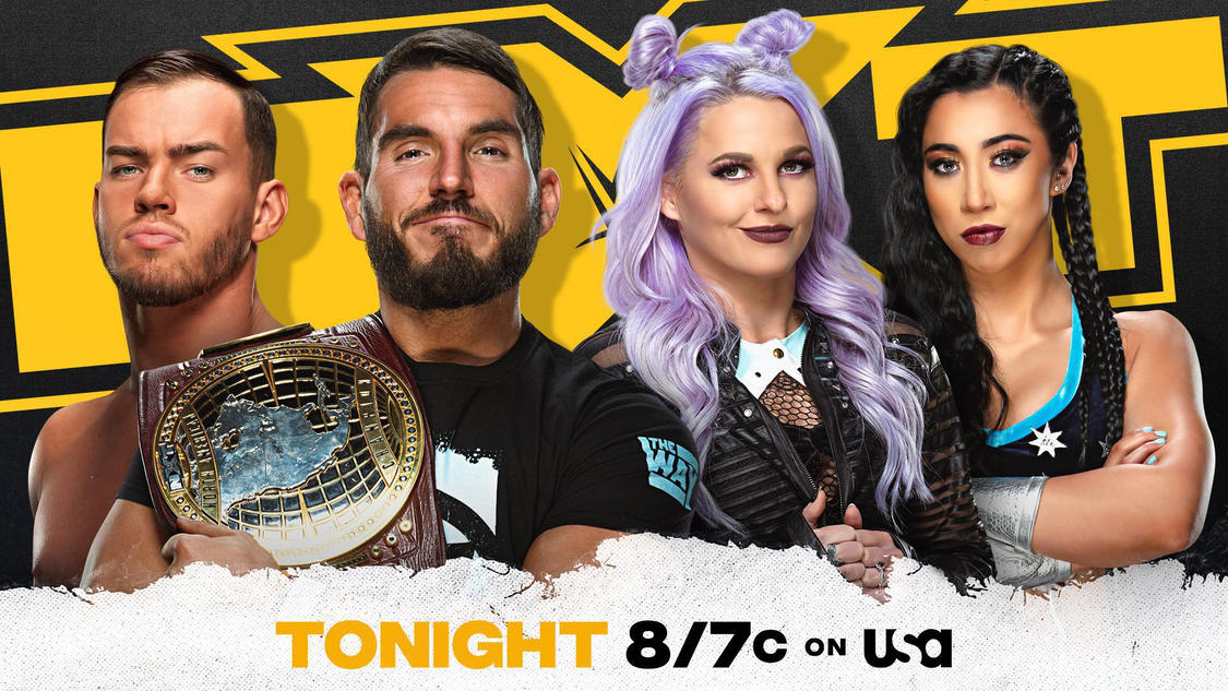 Therapy Segment Set For Tonight's NXT