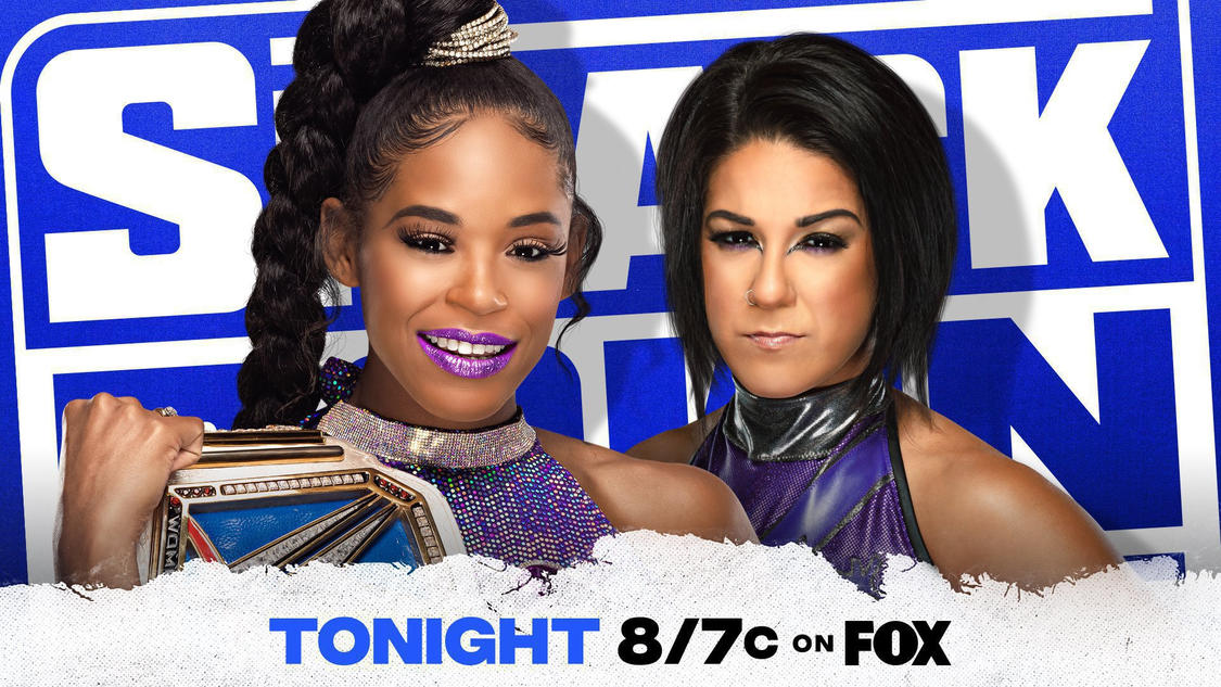 Bianca Belair To Reveal New Challenge For Bayley On WWE SmackDown