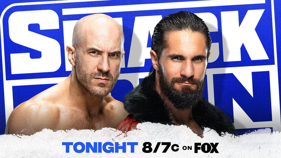 Two Matches Announced For Tonight's WWE SmackDown